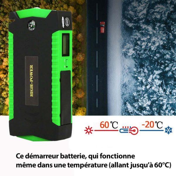boosterbatteriediesel 1 Booster Chargeur Démarreur Portable Pour Batterie