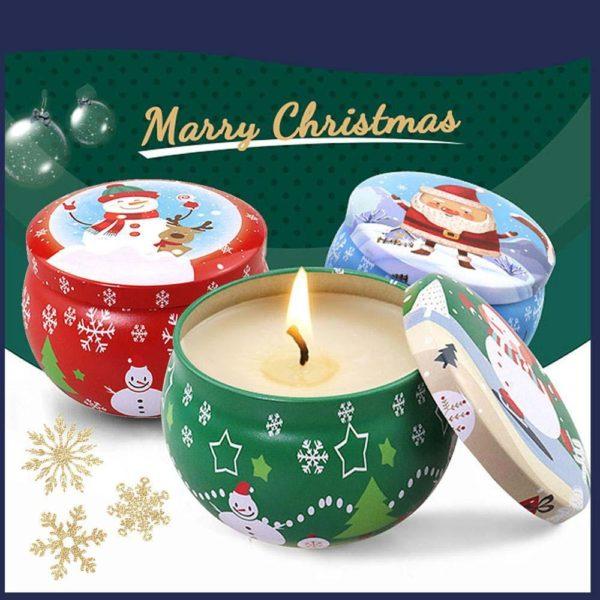 bougiedenoelparfumee Des Bougies Parfumées Pour Un Noël Réussi