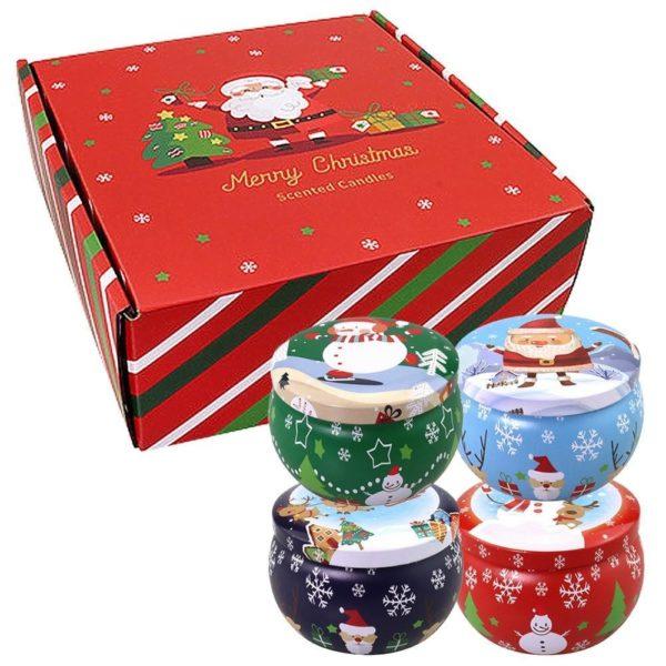 bougiedenoelparfumee c84d58f3 043b 47ed 99e4 031b57a72899 Des Bougies Parfumées Pour Un Noël Réussi