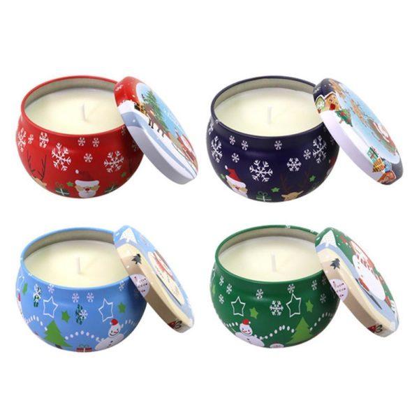 bougieduranceaupieddusapin Des Bougies Parfumées Pour Un Noël Réussi