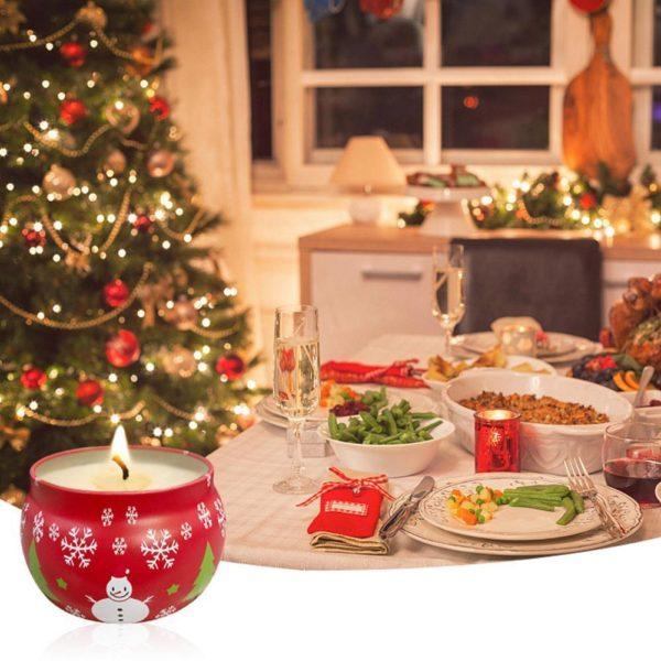 bougiesparfumeesnoel Des Bougies Parfumées Pour Un Noël Réussi