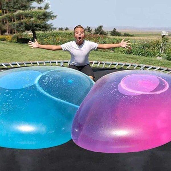 boulegonflable La Boule À Bulles Gonflable Pour Jouer En Famille
