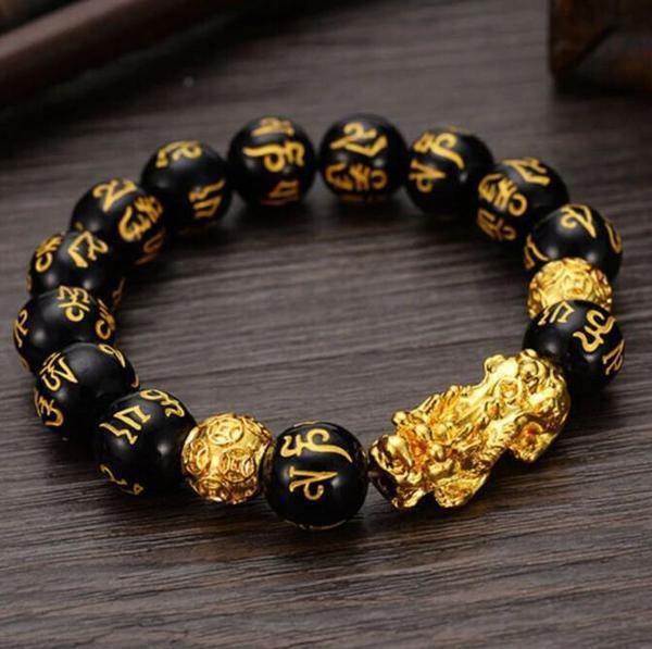 bracelet en obsidienne noire feng shui 423265 600x600 6a237d5d 109f 41bb a246 67fba61108dd Bracelet En Obsidienne Noire Feng Shui