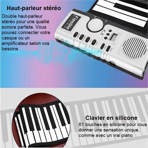 c2 copie Clavier Piano Electronique Portable