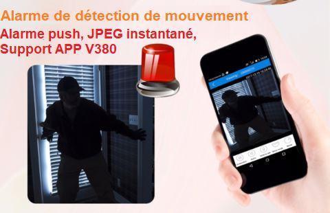 ca4 ea513885 57ac 4548 b813 9e770aaa82a4 Caméra De Surveillance Ampoule Ip Wifi