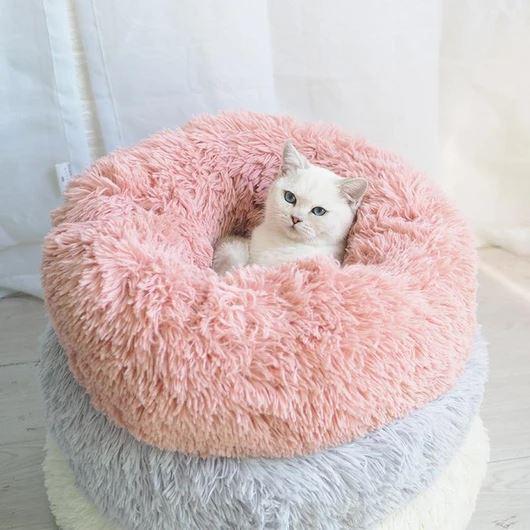 cat3 Lit En Peluche Doux Et Moelleux - Pour Chat Et Chien