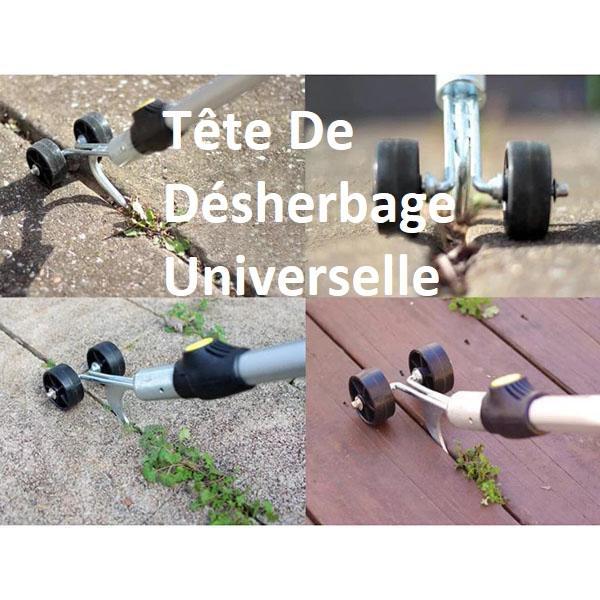 cc Tête De Désherbage Universelle