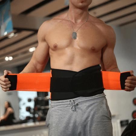 ceinture abdominale Ceinture De Sudation, Le Meilleur Moyen D'avoir Une Taille De Guêpe Sans Effort