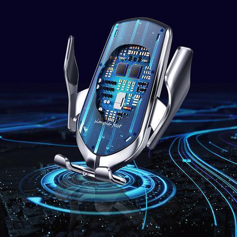 chargeur qi voiture Chargeur Induction Voiture, Le Meilleur Moyen De Recharger Son Smartphone En Voiture
