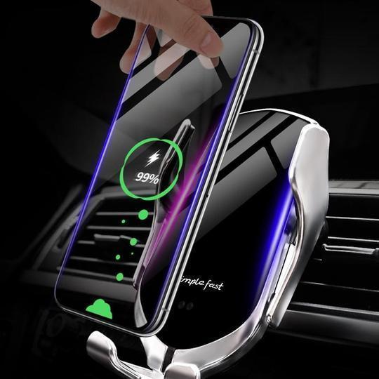 chargeur voiture induction Chargeur Induction Voiture, Le Meilleur Moyen De Recharger Son Smartphone En Voiture