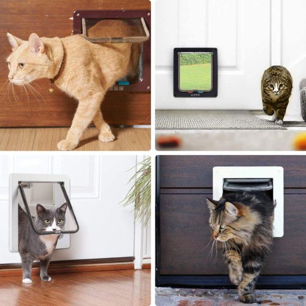 chatiereapucepourchat Chatière Pour Chat Et Chien
