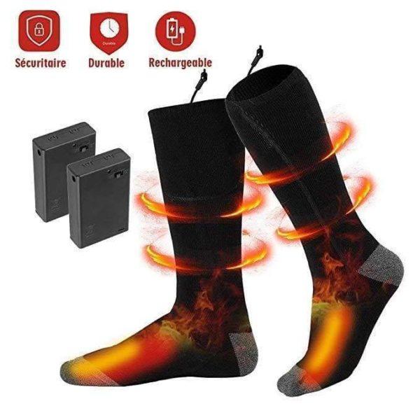 chaussettes chauffantes decathlon d05e25fc 4680 414d b1b0 a586952c3dfb Chaussettes Chauffantes, La Meilleure Façon De Réchauffer Vos Pieds