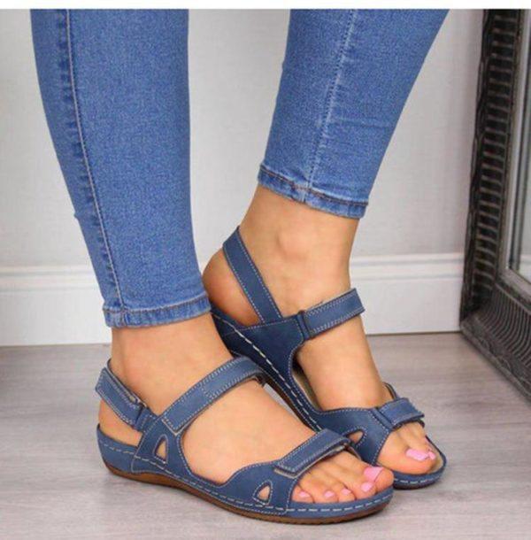 chaussureorthopediquefemme 354fcc1c 4dab 4bd4 ad39 03059c089970 Les Sandales Orthopédiques Premium Pour Femme À Porter Durant L'été