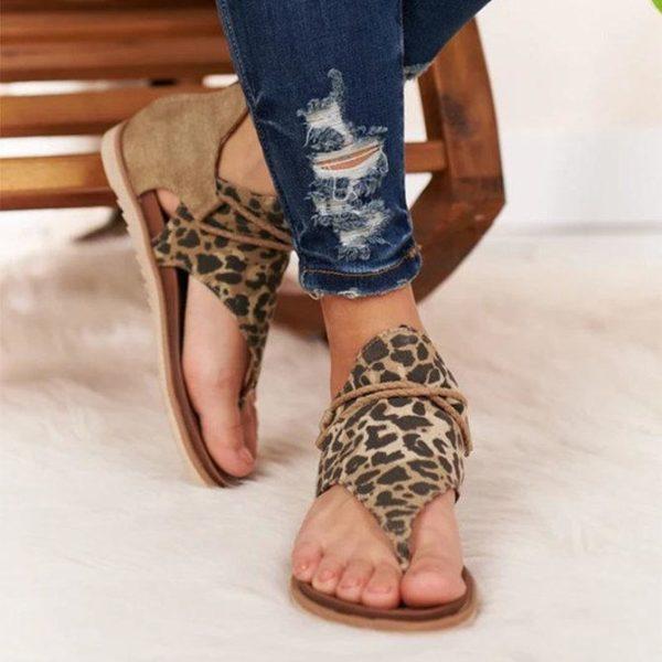 chaussuresconfortpiedssensibles Les Sandales Confortables À Lacets Pour Femme