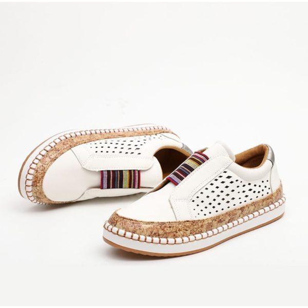 chaussureslesplusconfortables La Paire De Basket Confortable Femme À Adopter