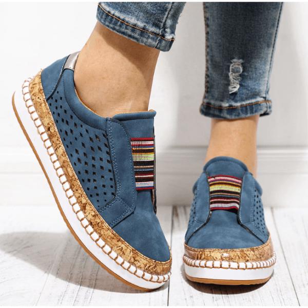 chaussureultraconfortable La Paire De Basket Confortable Femme À Adopter
