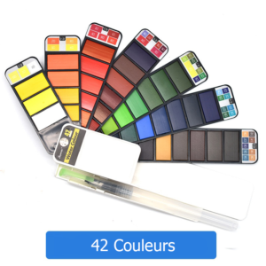 42 couleurs