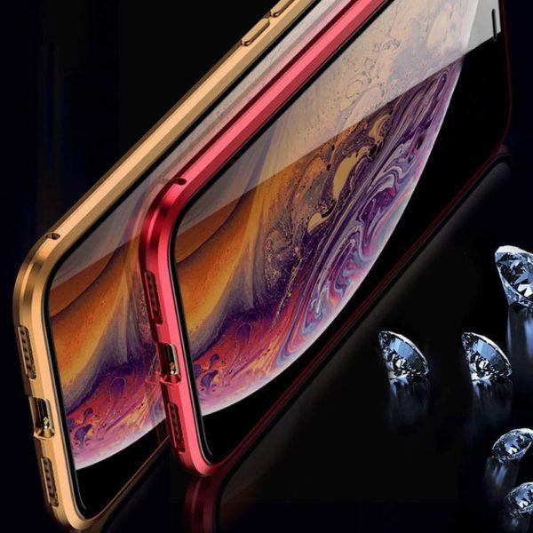 coque iphone magnetique Magnet Case Pour Iphone 11: Meilleur Accessoire De Protection De L'année 2019!
