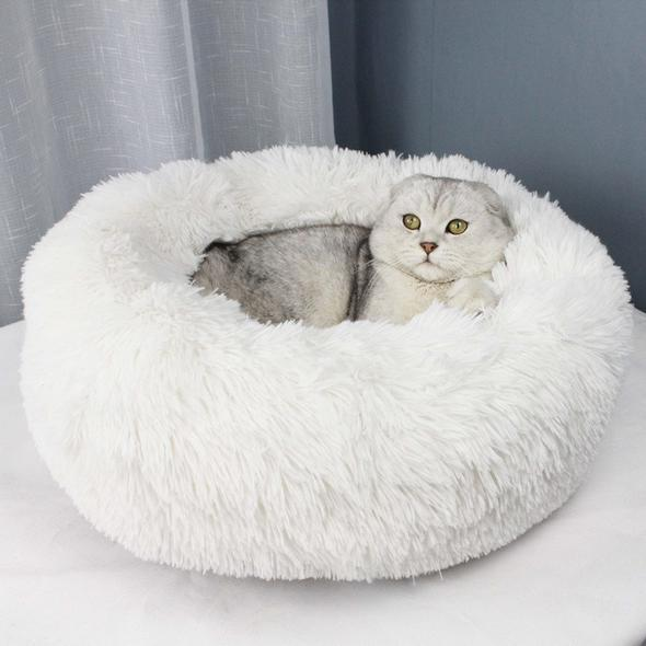 coussin apaisant chat blanc af52091e af06 44bc 9be0 cce57439e4f6 Coussin Apaisant Ultra Doux Animal Protect® | Pour Chien Et Chat