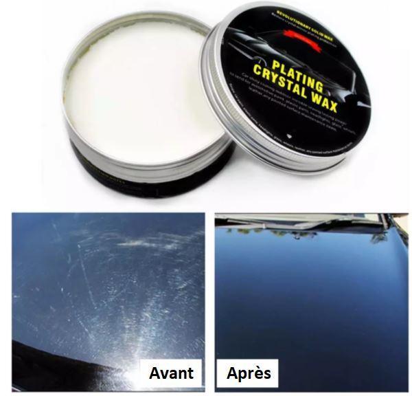 cristal1 Cire De Protection Pour Voiture - Crystalwax™