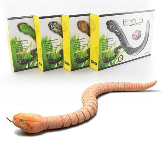 serpent télécommandé