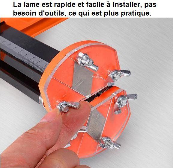 cut6 Coupeur De Cloison Sèche