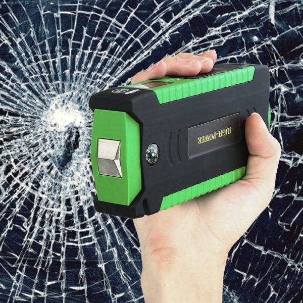 demarreurbatteri Booster Chargeur Démarreur Portable Pour Batterie