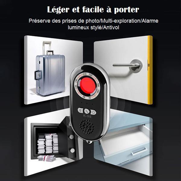 detecteur infrarouge 2 Détecteur Infrarouge Multifonctionnel Anti-Espion