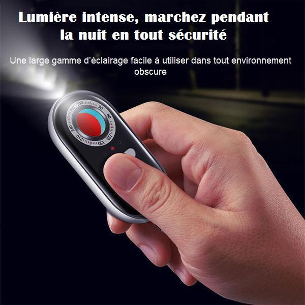 detecteur infrarouge 3 Détecteur Infrarouge Multifonctionnel Anti-Espion