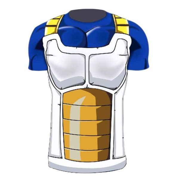 dragon ball z vegeta cell armour t shirt 1 1024x1024 255bb08b 5058 4e40 b0d8 c5bcc43a08ce T-Shirt Armure Vegeta Dragon Ball Z - Livraison Gratuite !