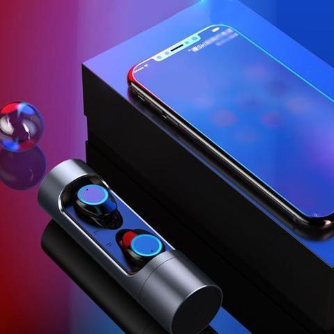 e11 large 308eeac1 a5c8 44a3 99d4 7e92af94255e Commande Tactile Bluetooth 5.0 Écouteurs Microphone