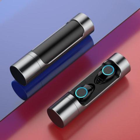e13 large b77b3871 ce5f 4312 b941 276e7c20dd98 Commande Tactile Bluetooth 5.0 Écouteurs Microphone