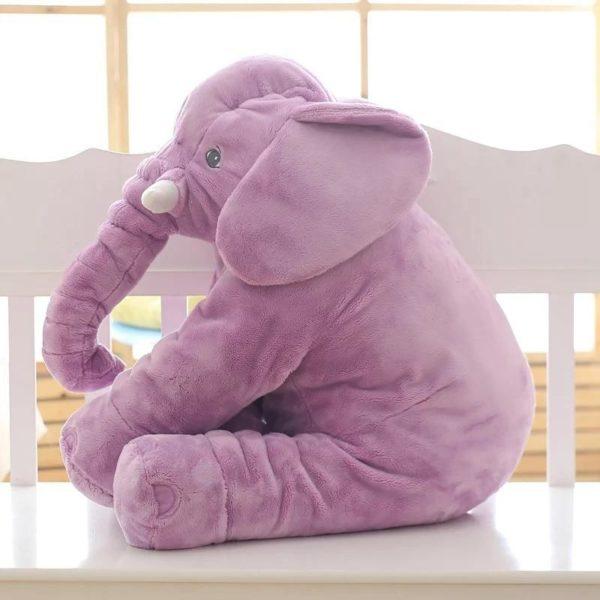 elephantenpeluche 491af935 5468 48ad aa4a ae6700f6fc96 La Peluche Doudou Éléphant Géante Pour La Chambre De Votre Enfant