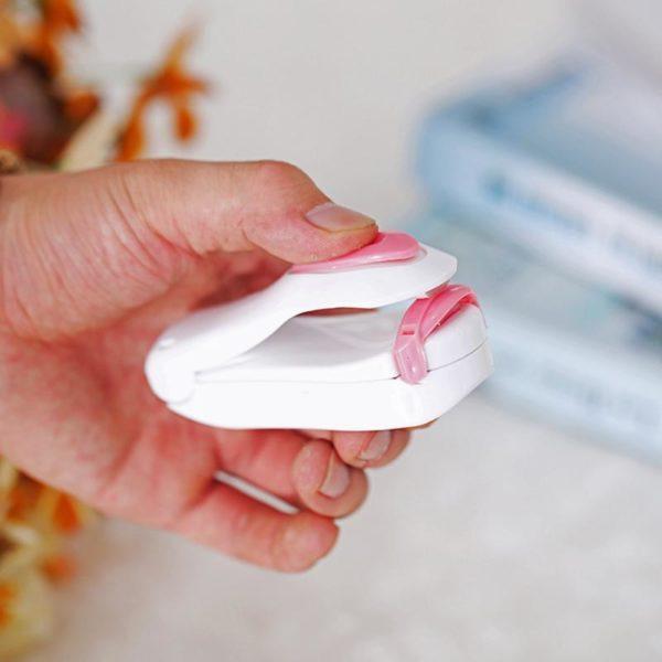 emballagehermetique Un Mini Scelleur Compatible Avec Tous Les Sac Plastiques