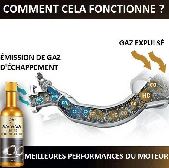 eng3 Nettoyant Catalyseur Pour Voiture - Engine™