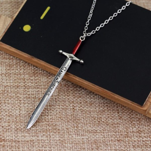 epee3 Collier Épée Game Of Thrones