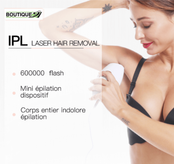 epilationmaillot Ipl Laser : Technologie Laser Professionnelle Recommandée Par Les Dermatologues
