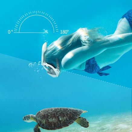 equipement snorkeling Masque De Plongée, Le Meilleur Outil Pour Voir Sous L'eau
