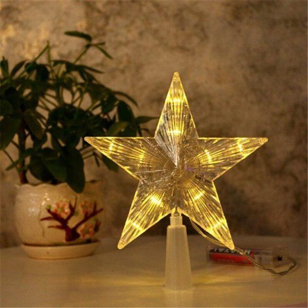 etoiledenoellumineuse La Plus Belle Étoile Sapin Lumineuse