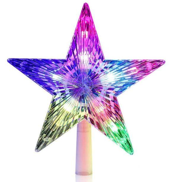 etoilelumineusepoursapin La Plus Belle Étoile Sapin Lumineuse