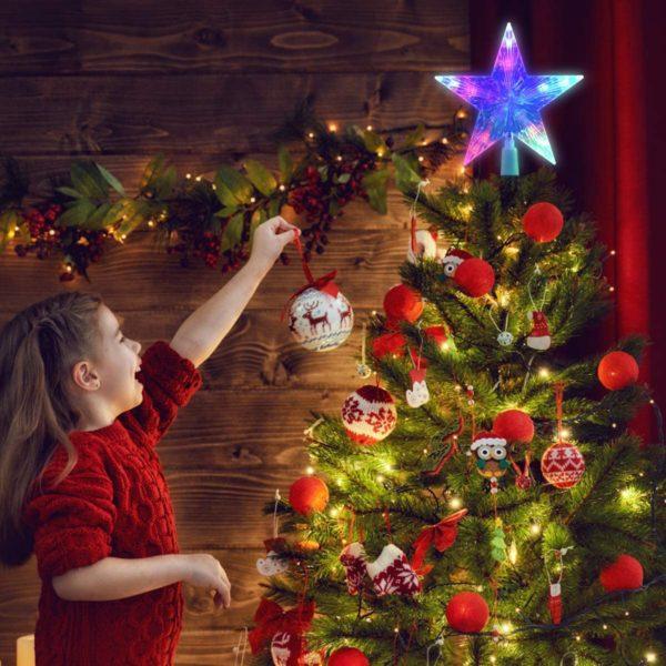 etoilelumineusesapin 2 La Plus Belle Étoile Sapin Lumineuse