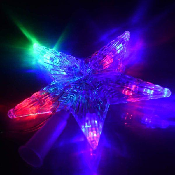 etoilesapinlumineuse La Plus Belle Étoile Sapin Lumineuse