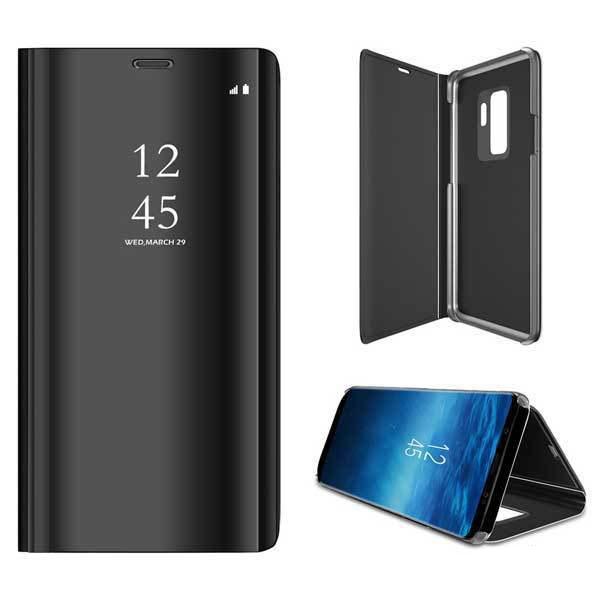 Etui Tactile 3-en-1 pour smartphone raton-malin Noir Redmi Note 5A