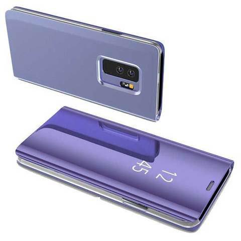 Etui Tactile 3-en-1 pour smartphone raton-malin Violet Redmi Note 5A