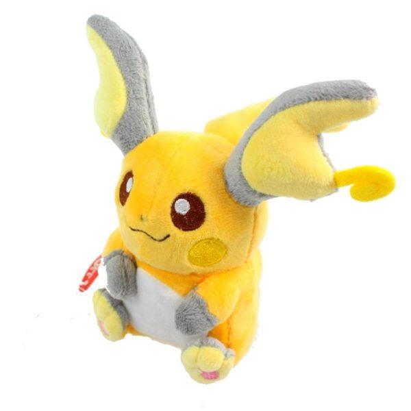 fgb Peluche Raichu (14Cm) Pokemon - Livraison Gratuite !