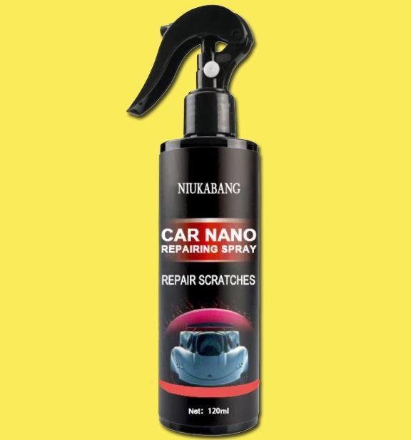 fond jaune e9c988ce 1dd3 4161 a68b 768ed1837688 Spray Anti-Rayures Pour Voitures - Carnano™