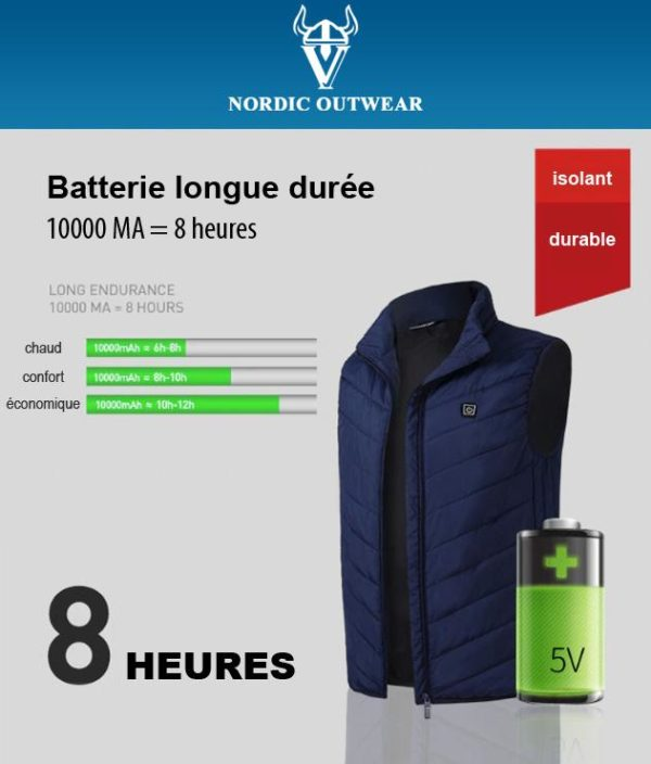 fourth Veste Nordic Outwear