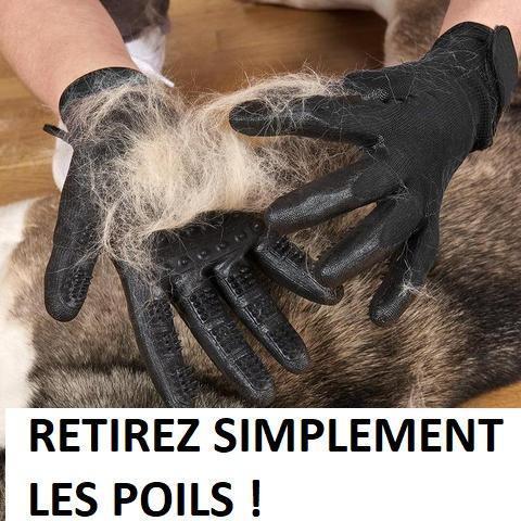 gant5 large bf95faed 4567 4997 b2c0 27fbe5bb7482 Paire De Gants De Toilettage Hirundo Pour Chats, Chiens Et Chevaux