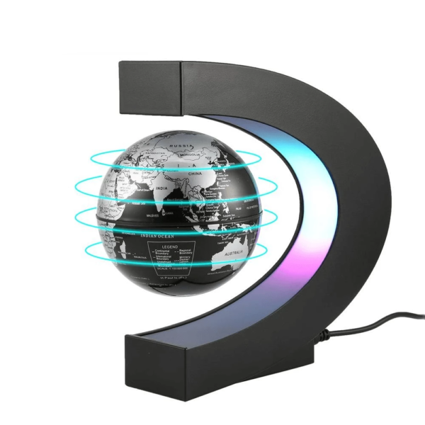 Globe Terrestre Lumineux, Le Meilleur Globe Magnétique Lévitation