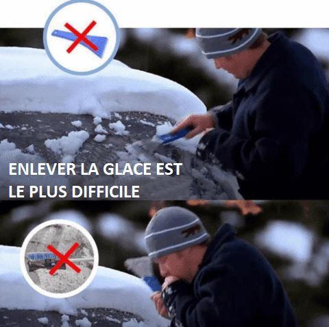 gra3 Grattoir Magique Pour Pare-Brise